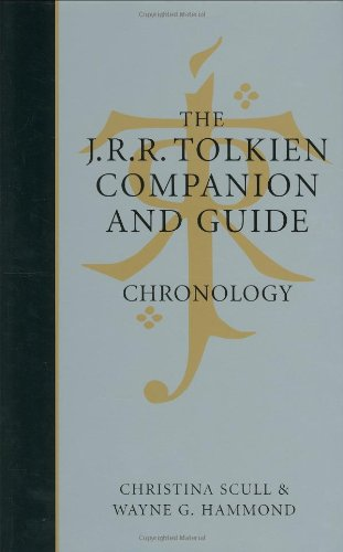 The J. R. R. Tolkien Companion and Guide. Chronology