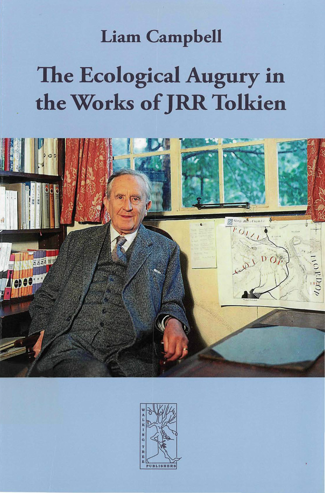 The Ecological Augury in the Works of JRR Tolkien (Cormarë Series #21)