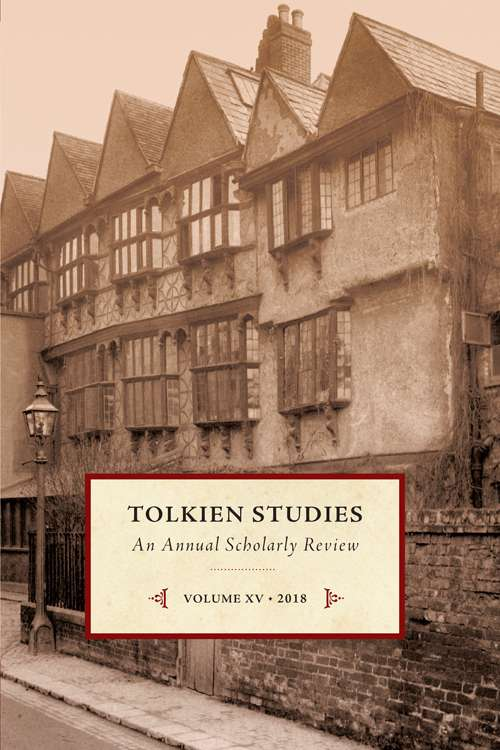 Tolkien Studies vol. 15