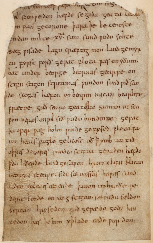 On Translating Beowulf