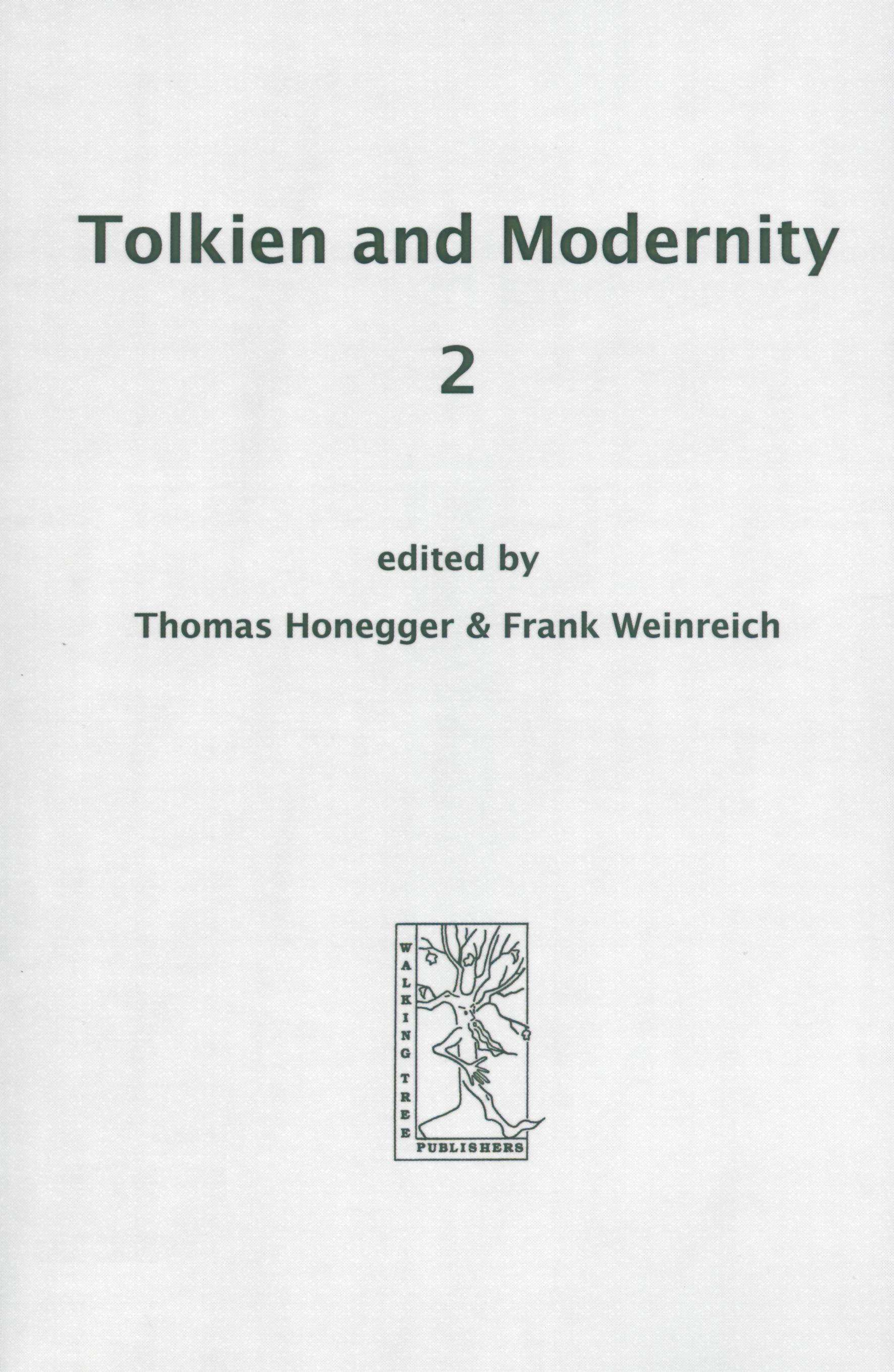 Tolkien and Modernity 2 (Cormarë Series #10)