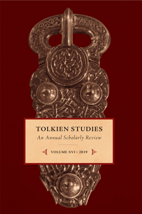 Tolkien Studies vol. 16